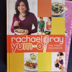 Rachel Ray yum-o the family cookbook